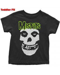 T-shirt bambini Misfits Skull