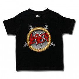 T-shirt bambini Slayer Pentagram Slayer