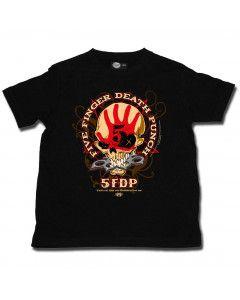 T-shirt bambini Five Finger Death Punch