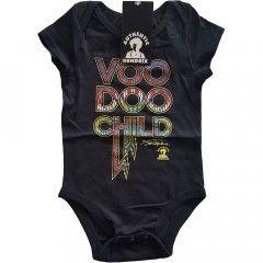 Jimi Hendrix baby romper Voo Doo Child