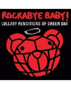 Rockabyebaby Green Day CD