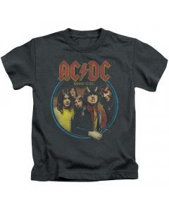 AC/DC Kids T-Shirt Group Photo Band