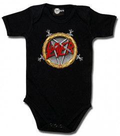 body bebé Slayer Pentagram
