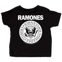 Ramones kinder T-shirt Red (Clothing)