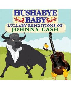 Hushabye bébe Johnny Cash CD Lullaby