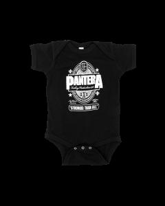 Pantera Baby Onesie Stronger Than All Metal-Kids