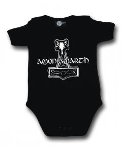Amon Amarth Baby Grow Hammer of Thor Amon Amarth