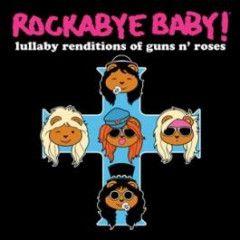 Rockabye Baby Guns 'N Roses CD Lullaby