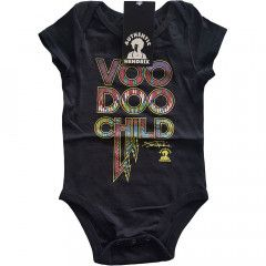 Jimi Hendrix Voo Doo Child body Bébé
