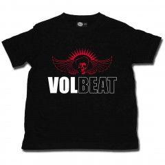 T-shirt bambini Volbeat Skullwing Volbeat