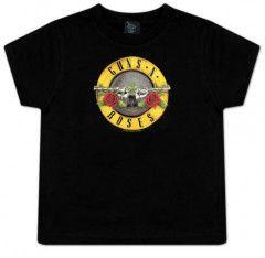 Guns and Roses kinder T-shirt Bullet